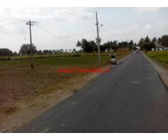 3 Acres Agriculture land for sale at Thindivanam