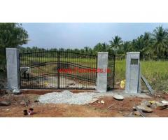 4 acres Coconut farm for sale in KB cross, Tumkur