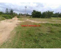 1 Acer Agriculture land for sale at Koratgere - Tumkur