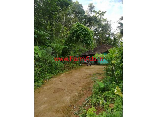 40 Cent Land with House for sale close to Banasura Dam