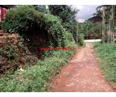 10 Cent with a Home Near Pookodu Lake Wayanad for sale