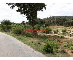2.03 Acres Farm Land for sale near Avalabetta - Chikballapura