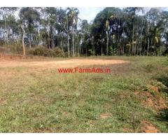 1.25 Acres Farm for sale at Wayanad