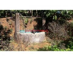 45 Cents land with house for sale in Kottathara - Wayanad