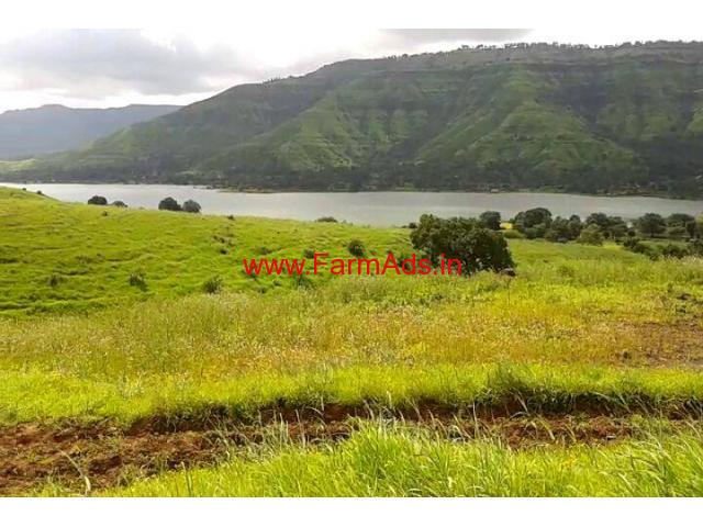 55 Acres scenic agriculture land for sale near Kondhavali - Maharashtra