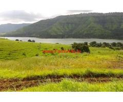 55 Acres scenic agriculture land for sale near Kondhavali - Maharashtra