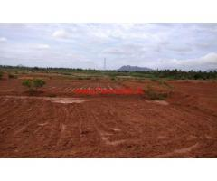 4 Acres Farm Land for sale at Hiriyur
