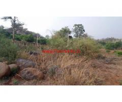 2.5 Acres Farm land for sale in Ramanagar - 60KMS from Bangalore