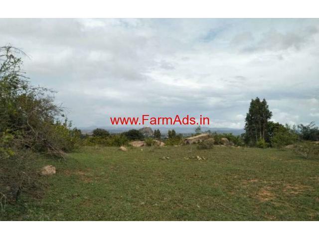 2.40 Acres Agriculture Land for sale near Thally - Denkanikottai