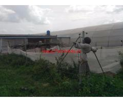 Polyhouse for sale in Sangareddy, Hyderabad
