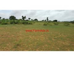 11 Acres Farm Land for lease Near Bagepalli