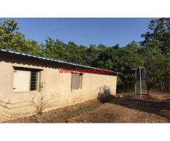 13 Acres Farm Land with Farm house for sale in Sulegali - Khanapura