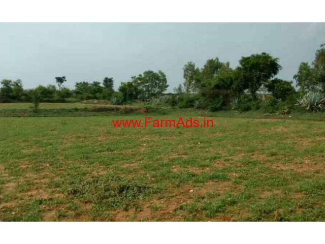 5 Acres of agriculture farm land for sale at near Gowribidanur