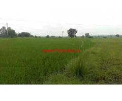 10.5 Acres Agriculture Land for sale near Jogipet