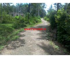 1.5 acre land for sale near Kenichira, Wayanad