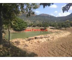 5 Acres developed integrated farm for sale at Kanakapura