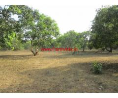 24.5 Acres Farm Land with Farm House for sale at Banavasi