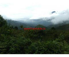 2.5 Acres Farm Land for sale in Kodaikanal