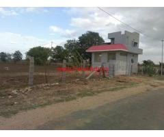 4 Acres Farm House for sale at Puttbarthi - Andhra