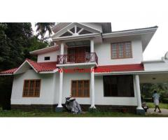 6 Acre Farm Land with Farm House for sale in Paithalmala