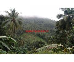 6 Acre Farm Land with Farm House for sale in Paithalmala