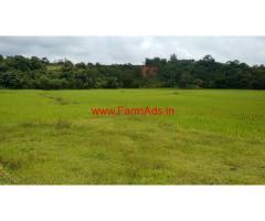 4 acre agri land for sale in Sakleshpura , 28 km from city