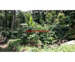 100 Acres Cheap CoffeeEstate for sale near Kodaikanal