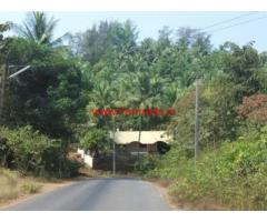3 Acre Agriculture Land for sale at Yedapadvu Bus stand towards Kuppepadavu