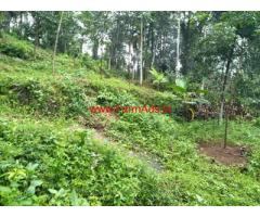 54 cents land for sale at Chittar Meenkuzhi, Pathanamthitta District