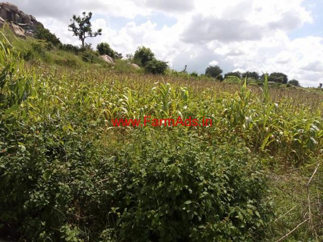 8 Acres Farm Land for sale at Chikballapur