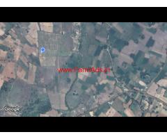 Highway facing 40 guntas agriculture land for Sale near Karimnagar