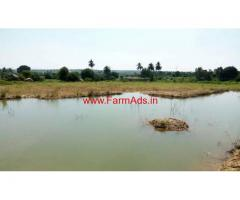 8.75 acres Agriculture - farm land sale near shoolagiri.