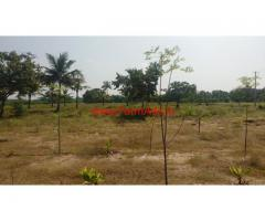 18 acres of land for sale clear title off NH 209, 160 KMS from Bangalore