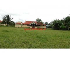 42 acres Coconute Farm for sale on Pollachi to Trissur Road