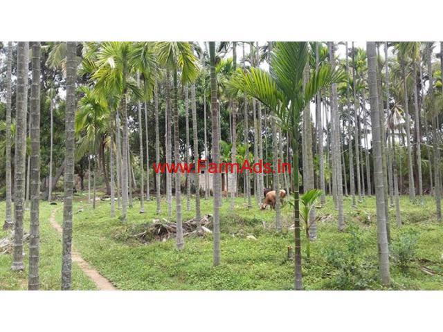 5 Acres Agricultural Land for SALE at Byrapura Doddaballapura Taluk