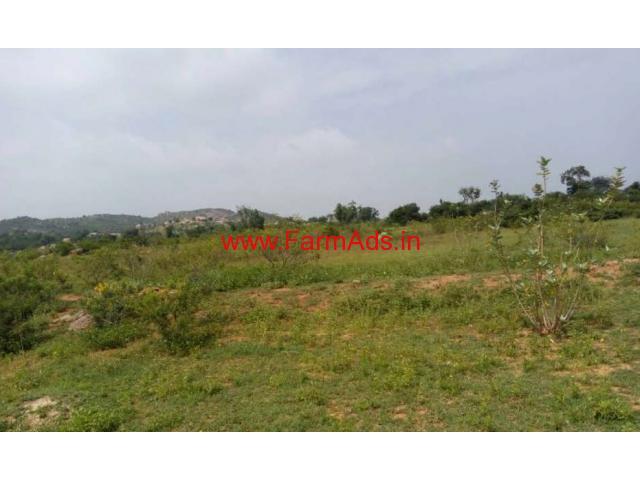 5.5 Acres Farm land for sale at Chikballapura, 70 kms bangalore