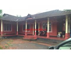 10 Cents Land with House for sale on Elathikozy to Muvattypuzha road