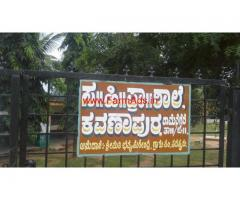Beautiful mango orchard for sale at Kavanapura - Ramanagara