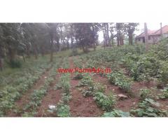 71 acre farm land is for sale near Kabini River, Sargur - HD Kote