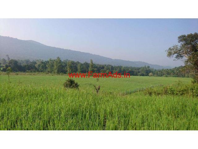 6 acre agricultural land for sale in sringeri