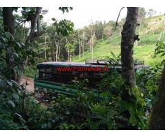 1 Acre Farm Land for sale at Kodaikanal Mountains
