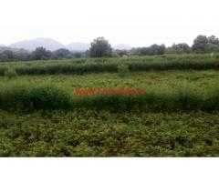7.5 acre agriculture land for sale at KV Palli Mandal - Chitoor