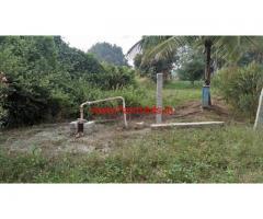 1.04 Acres Land for sale near Gollahalli Railway Gate - Nelamangala