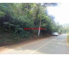 55 Cent Road Facing Land for sale at Kuravadeep Island - Wayanad