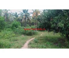 8 Acres Agriculture Farm Land for sale at Thondebavi - Gowribidnur