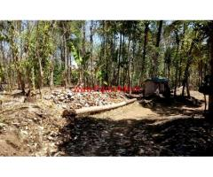 3.15 acre Farm land with 3bhk houses for sale in Kabanigiri. Wayanad