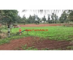 2 acres 5 gunta land for sale At Chinchnalli, 46 km from Mysore