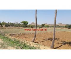 4.5 acres farm land for sale at main road at Ketupura, 28 KM from Mysore