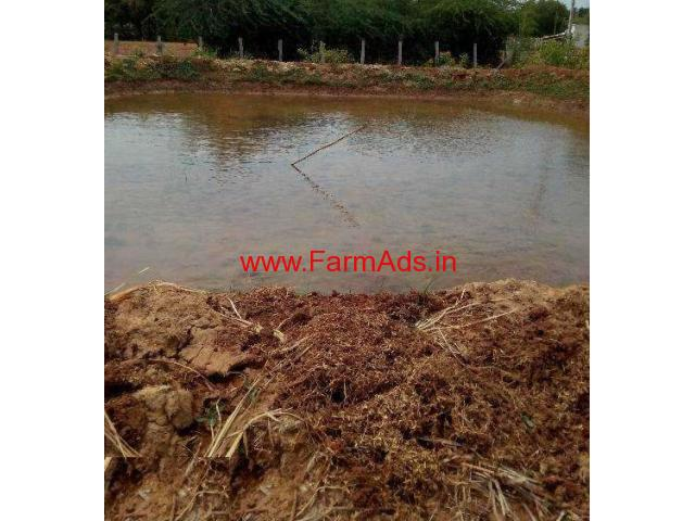 2.5 Acre Agricultural Farm land for sale on Thally - Hosur road