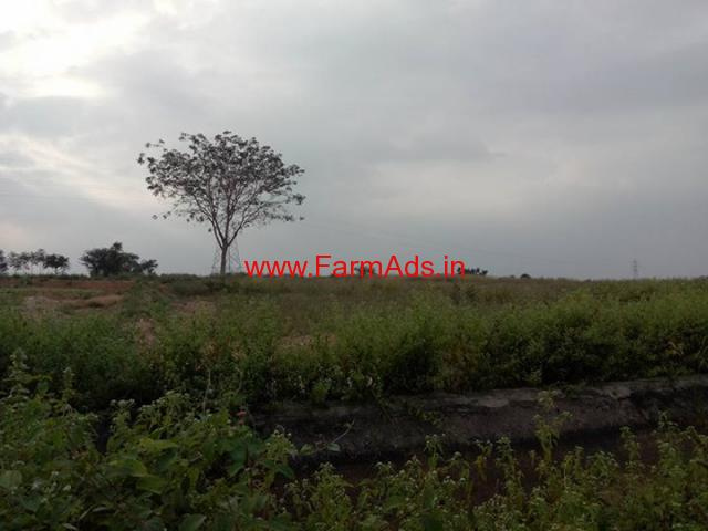 8.20 Acres Agriculture Farm land for sale at Besagarhalli - Maddur